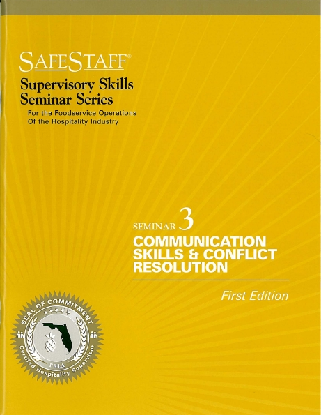 Manager, SafeStaff Supervisory Skills Guide Module 3