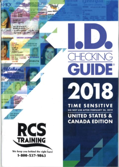 RCS ID Checking Guide 2020